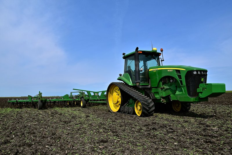 jd tillage