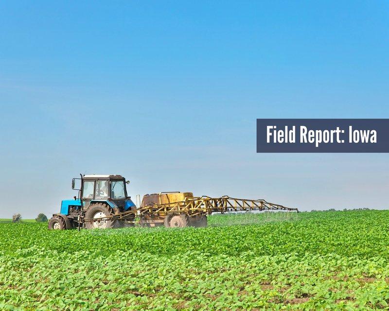 field report iowa