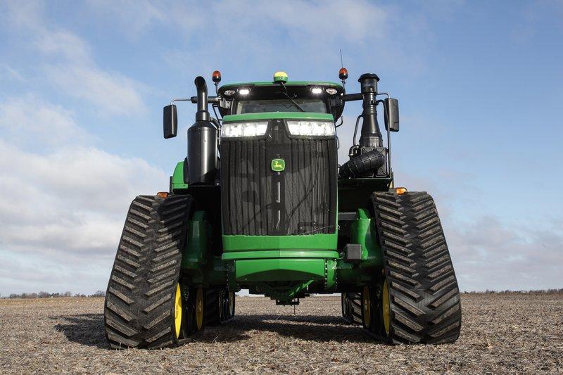 John Deere 9 R Tractors