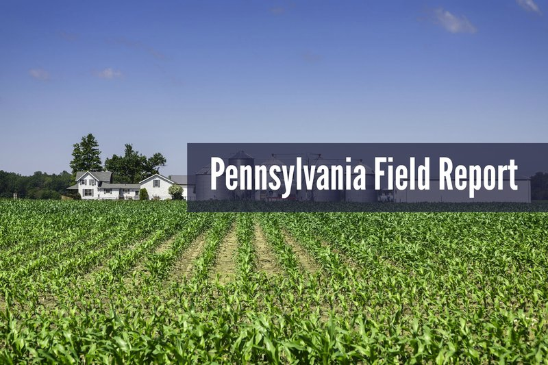 field report pennsylvania